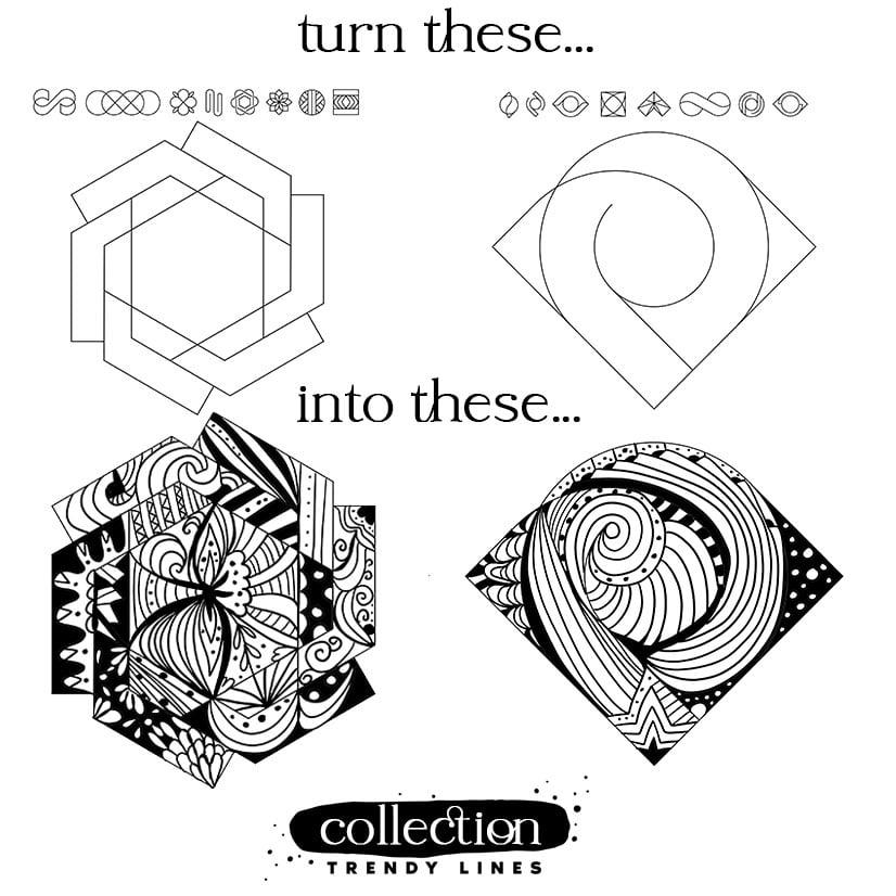 zentnagle pattern